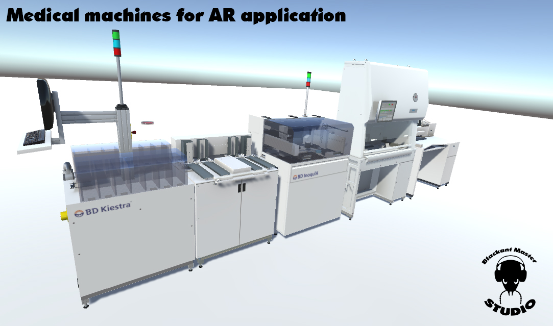 Medical Machines for AR