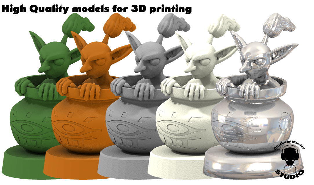 Models for 3D Printing