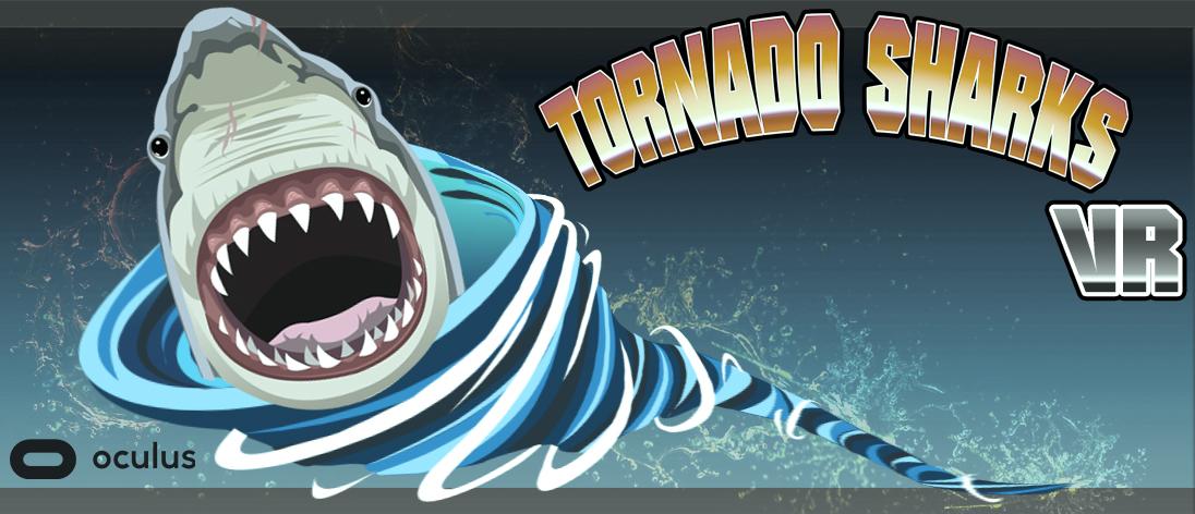 Tornado Sharks VR